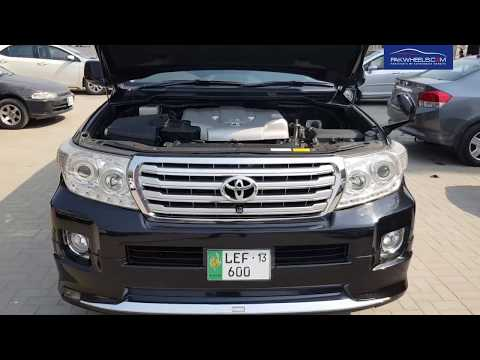 Toyota Land Cruiser AX G 2008 - Owner's Review