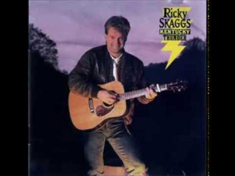 Ricky Skaggs - He Was Onto Somethin' (So He Made You)