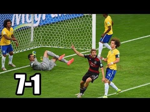 BRASIL PIERDE 7-1 DE NUEVO?!! Fran MG