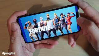 iPhone XS: How to Install Fortnite Game and Start Playing
