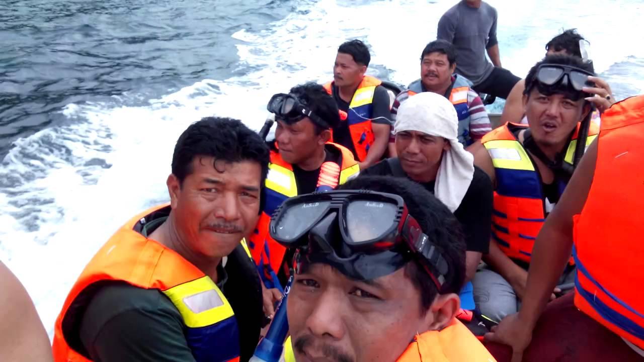 Ajijahe Mamre Gbkp Dari Pulau Rubiah Ke Iboih Sabang Aceh