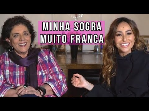 MINHA SOGRA MUITO FRANCA | Sabrina Sato e Leda Nagle