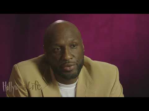 Lamar Odom Says Girlfriend Sabrina Parr Is Excited for His 'DWTS' Experience (Exclusive) from YouTube · Duration:  2 minutes 21 seconds