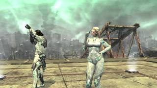 Anarchy Reigns: Character HD video game trailer - PS3 X360