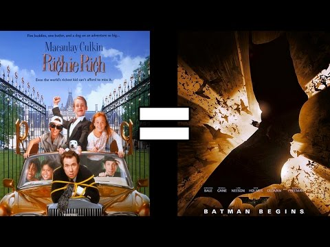 24 Reasons Batman Begins & Richie Rich Are The Same Movie