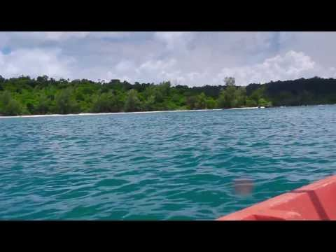 Cambodia Sihanoukville : Koh Rong Boat Trip