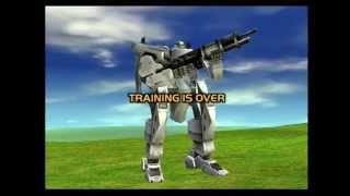 Gungriffon Blaze Mission 01 - Guam (Normal)
