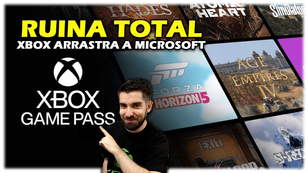 🎮 Xbox Game Pass es la ruina para Microsoft ¡Desastre! | Noticias - Sony PS5 - Videojuegos - Semons