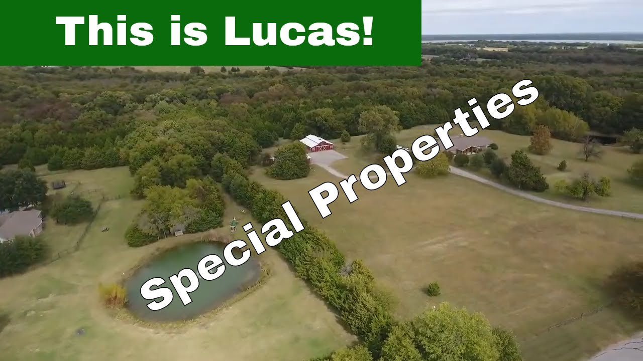 10 Acre Lucas Tract Sells
