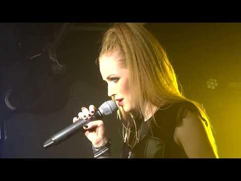 XANDRIA - Until The End // Come With Me.... @ PARIS - O' Sullivans Backstage - Nov. 23, 2017