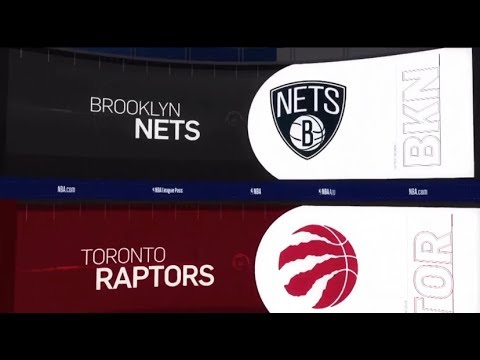 Toronto Raptors vs Brooklyn Nets Game Recap | 1/11/19 | NBA
