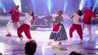 America's Got Talent - Rappin Granie (Final Show)