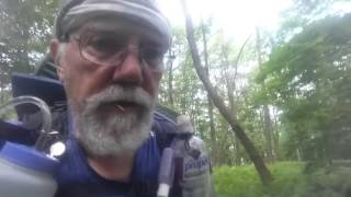 Day 51 - Stealth Camp to Delaware Water Gap