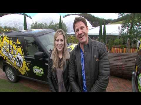 Steve Backshall And Naomi Wilkinson 10th Birthday Wishes To The Eden Project YouTube