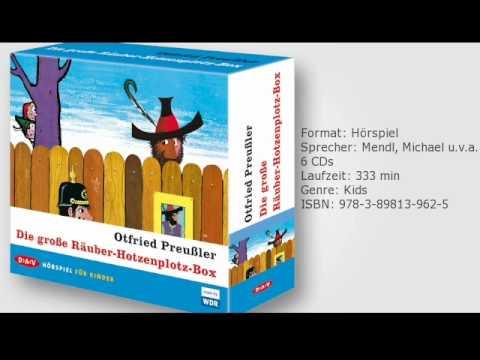 Otfried Preußler: Die große Räuber-Hotzenplotz-Box...