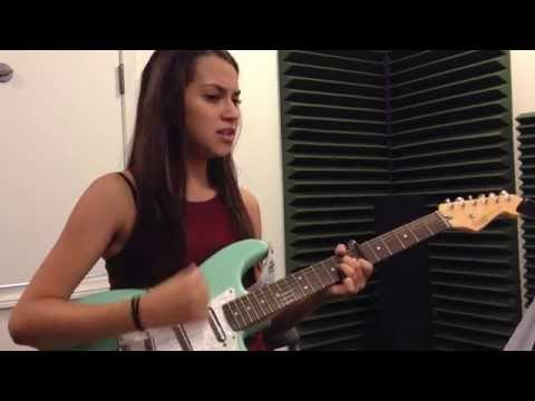 Team by Lorde Guitar Cover - Craig Beck Guitar Studio - Santa Clarita, CA