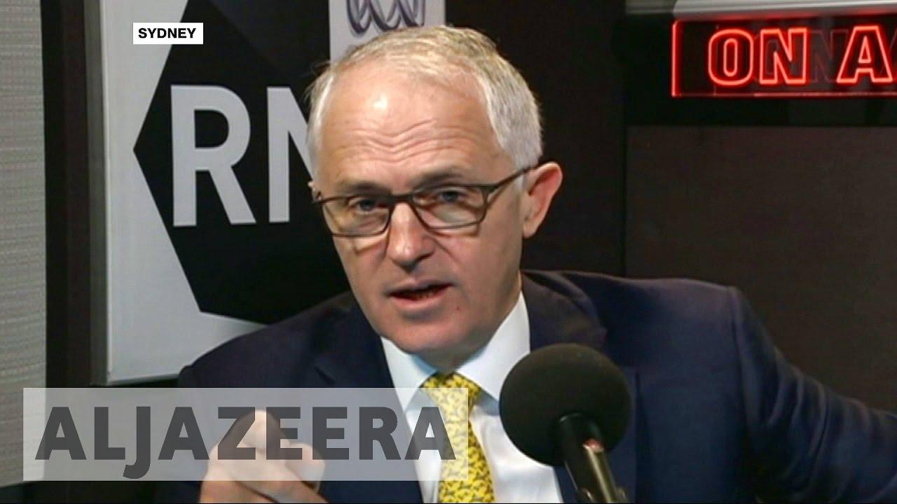 Australian PM denies Nauru prison camp claims