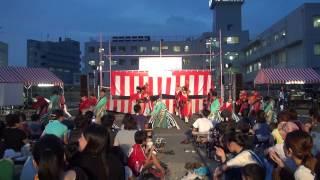 【厚生病院30th・夏祭り】越前一張羅&キャンディポップS.J.2013