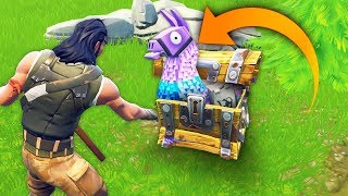 Baixar HE FOUND LLAMA INSIDE A CHEST..?!   Fortnite Funny and Best Moments Ep.112 Fortnite Battle Royale