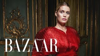 A Day in the Life of Lady Kitty Spencer  | Harper's BAZAAR