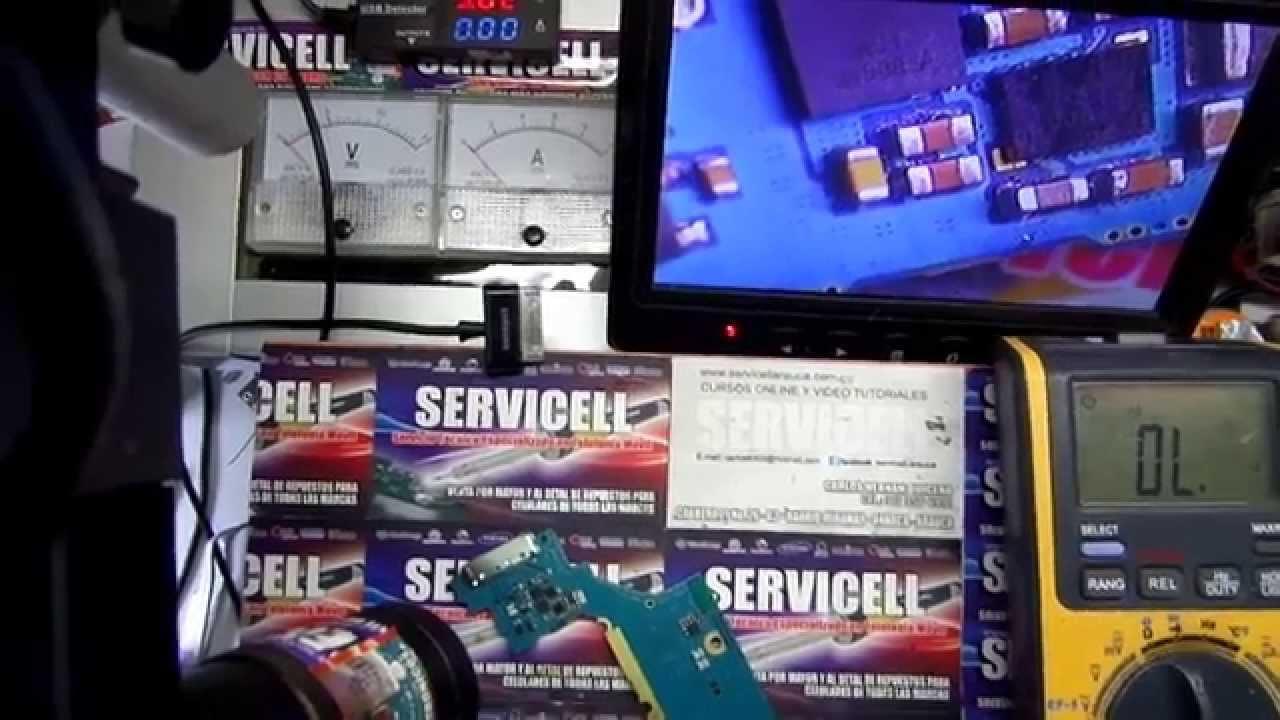 reparaci n tablet samsung galaxy tab 2 7 0 p3100 no carga