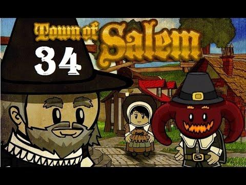 THE AMUSING NAME KERFUFFLE   Town of Salem