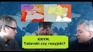 Krym. Tatarski czy rosyjski?