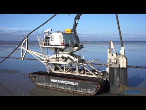 Gemini offshore wind project 2015