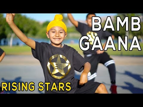 Bhangra Empire Rising Stars - Bamb Gaana Freestyle