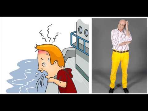 Dr Karl Takes A Call On Sea Sickness  - BBC Radio - 2015