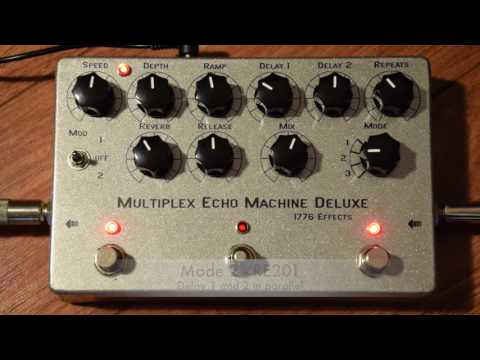 Multiplex Echo Machine Deluxe