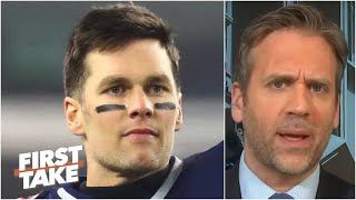 Tom Brady needs to prove he can be great without Bill Belichick - Max Kellerman | First Take