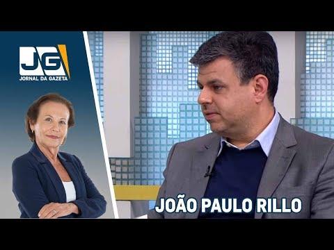 João Paulo Rillo, deputado estadual (PSOL), fala sobre as eleições