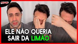 DIEGO RAFAEL revela o VERDADEIRO motivo de sua saida da LIMÃO COM MEL e cai no choro