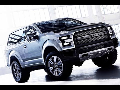2016 Ford Bronco Svt Raptor