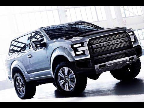 2016 Ford Bronco >> 2016 Ford Bronco Svt Raptor Youtube