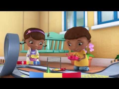Детский мультфильм доктор плюшева