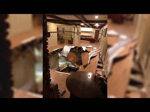 Dozens Injured When Floor Collapses At South Carolina Party | NBC Nightly News