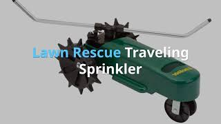 Best Traveling Tractor Sprinklers For Your Lawn & Garden
