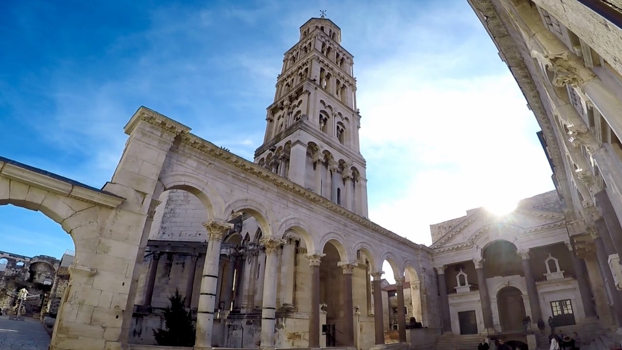 Split Croatia The Oldest Cathedral In The World