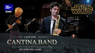 Star Wars  Cantina Band // The Danish National Symphony Orchestra (Live)