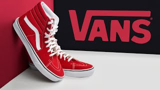 I Got Some AWESOME New Pairs of Vans!