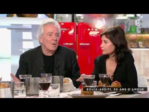 Arditi et Bouix, 30 ans d'amour - C à vous  09/09/2015