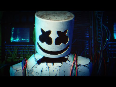 Marshmello x Imanbek (Ft. Usher) - Too Much (Official Music Video)