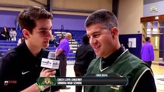 Sonora vs Sacramento High School Boys Basketball LIVE 12/14/18