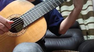 Matteo Carcassi Op.59 No.25, Andantino grazioso
