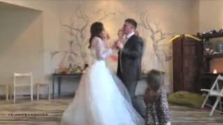 Медленный свадебный танец. Самый лучший день