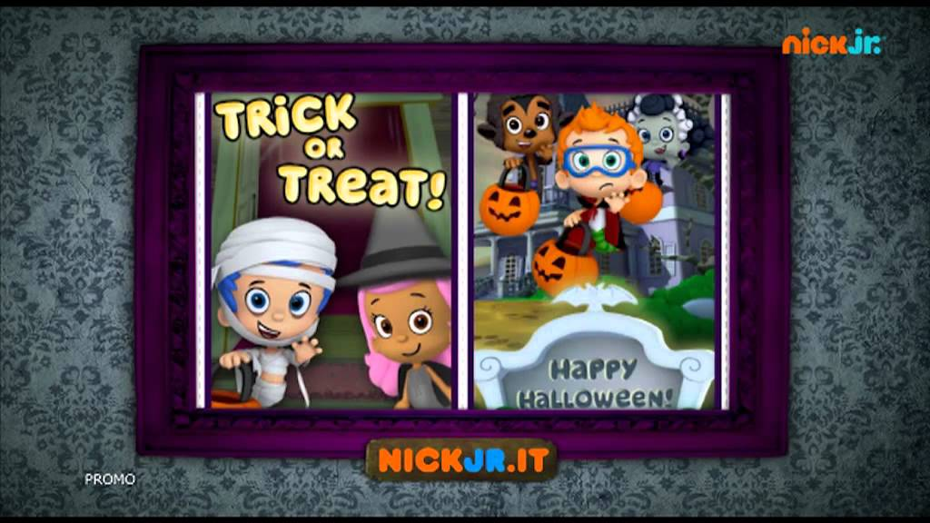 Promo speciale halloween 2013 su nick jr youtube