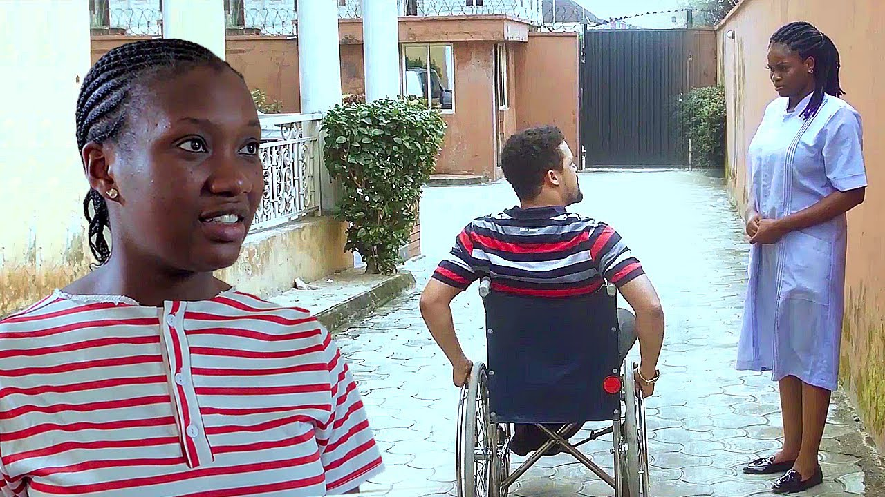 Download He Only Pretended 2 Be Crippled Just To Knw If She Wil Truly Love Him Or Run Away(CHINENYE)-Nigerian