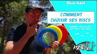 Disc Golf : Comment choisir ses disques